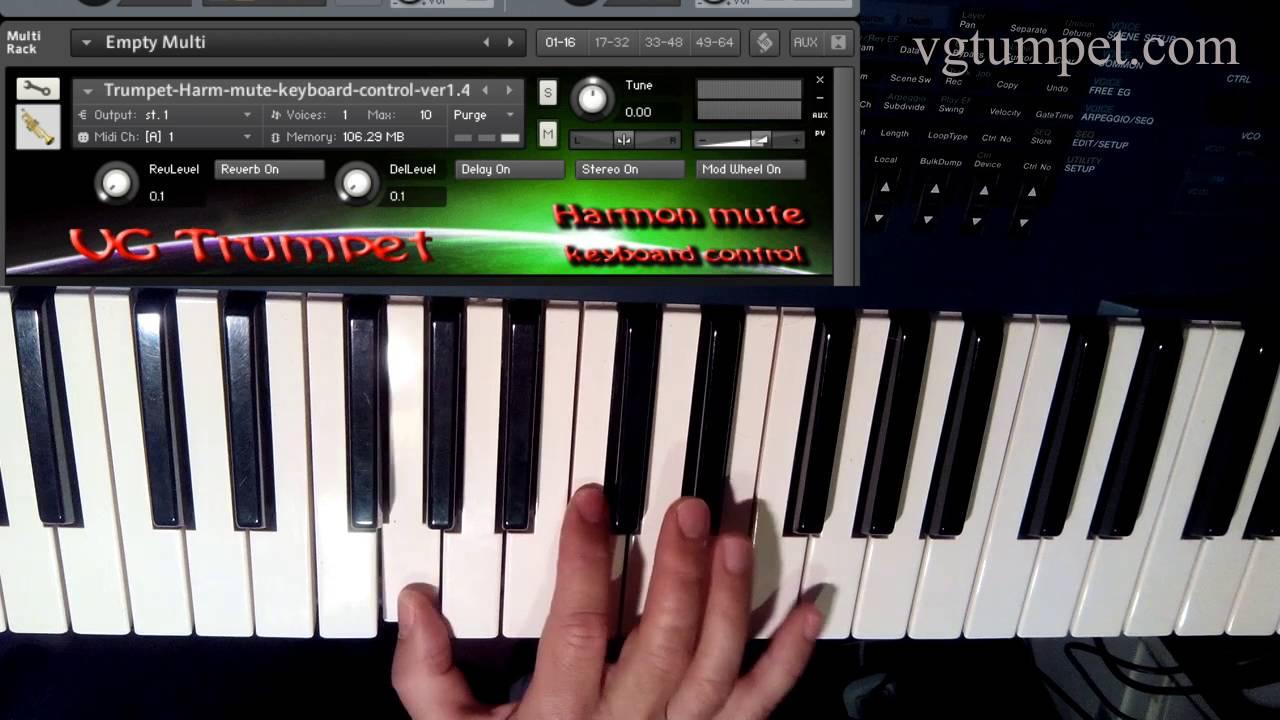 Trompetas samples para kontakt gratis de Vst Trompeta.