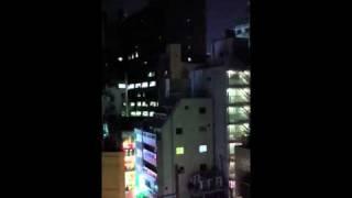 渋谷警察署の裏側