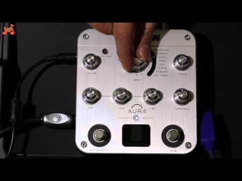 Fishman Aura Spectrum - Akustik Gitar Preamp