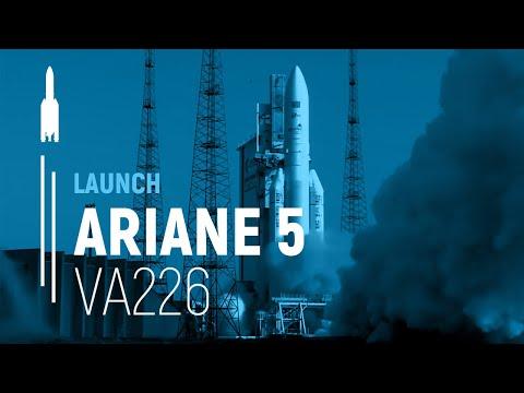 Arianespace Flight VA226 / Sky Muster and ARSAT