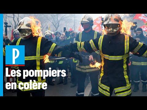 Paris : échauffourées