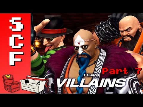 The King of Fighters XIV: Part 7! Featuring Michael Barryte!! Super Couch Fighters!