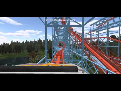 No Limits - TOGO 'Three Times Twisting Coaster' by cb0688