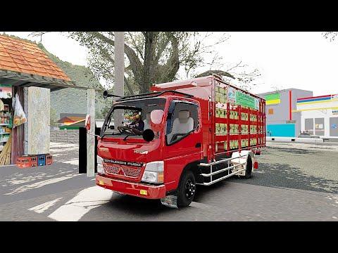 Mengantar Gas Ke Bandung - Euro Truck Simulator 2 #14