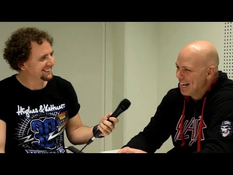Josh Rand Interview   Stone Sour Hydrograd Tour 2017   Hughes & Kettner