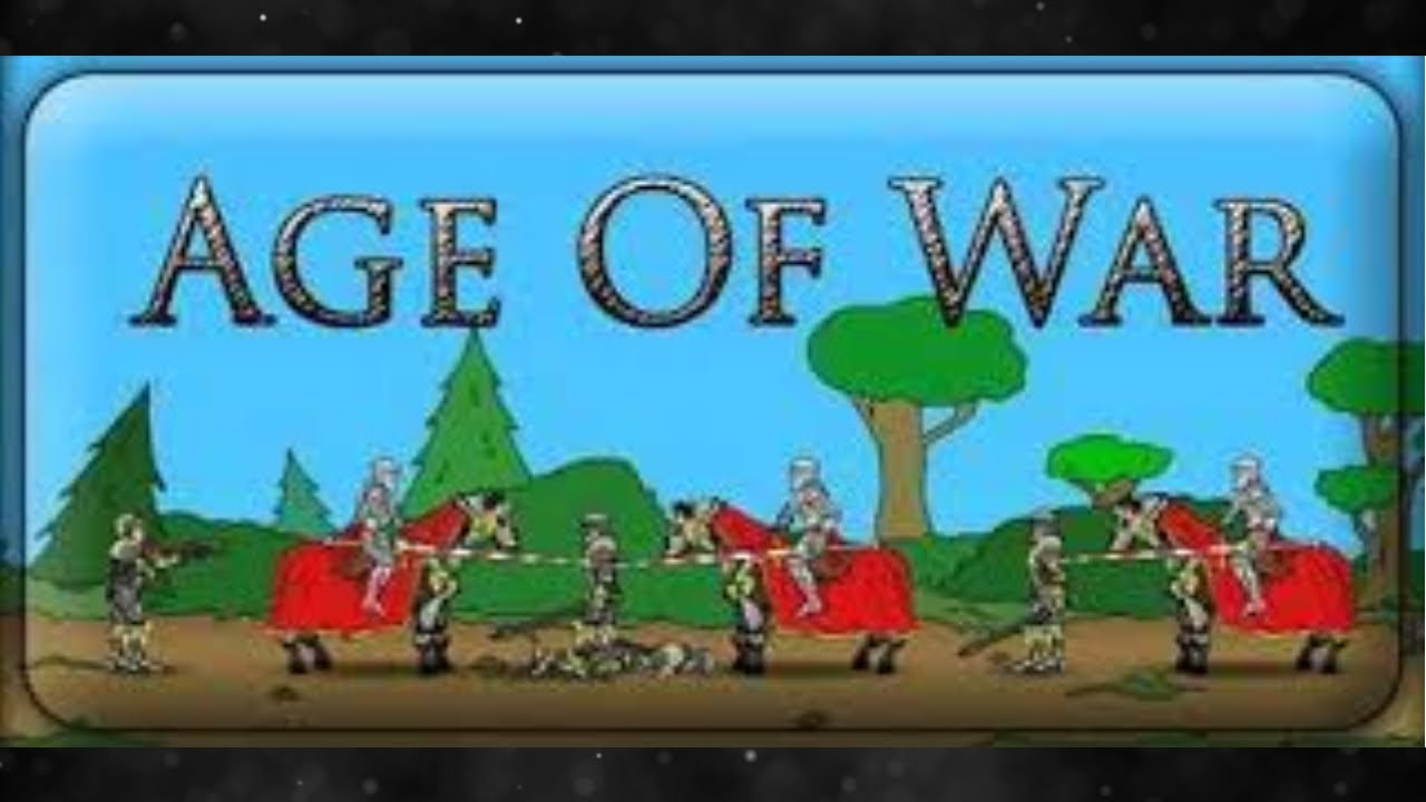 Age Of War 1 - YouTube