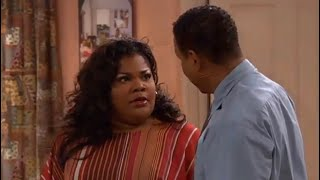 The Parkers - Nikki Standing Her Ground to the Professor