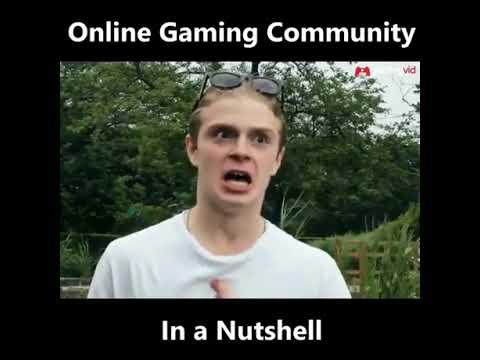 Online gaming community in a NUTshell