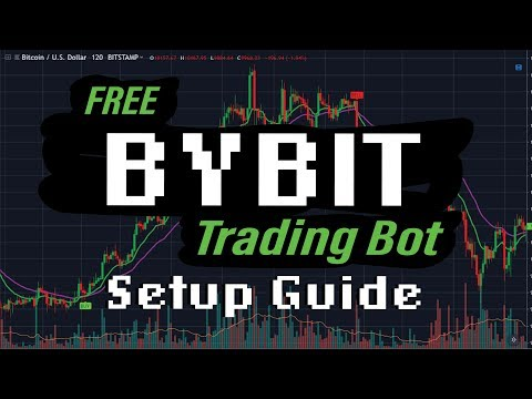 [Setup Tips Guide] Bybit Tradingview Trader - Free Bot for Tradingview Alerts
