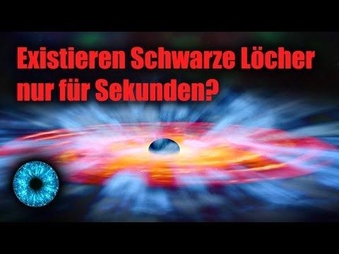 Existieren Schwarze Löcher nur für Sekundenbruchteile? - Clixoom Science & Fiction
