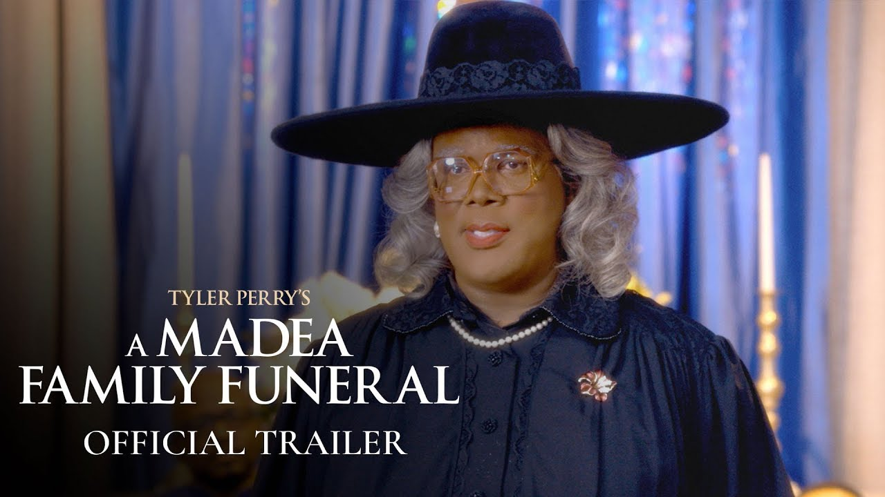 Tyler Perry's A Madea Family Funeral (2019 Movie) Official Trailer #2