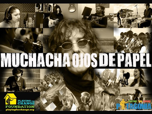 PFCP - Muchacha Ojos De Papel - (feat. Demian Marcelino, New Beats & Orquesta Escuela).👁️🗨️📃🎼🇦🇷