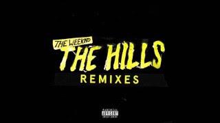The Weeknd ft Eminem & Nicki Minaj [Lyrics]