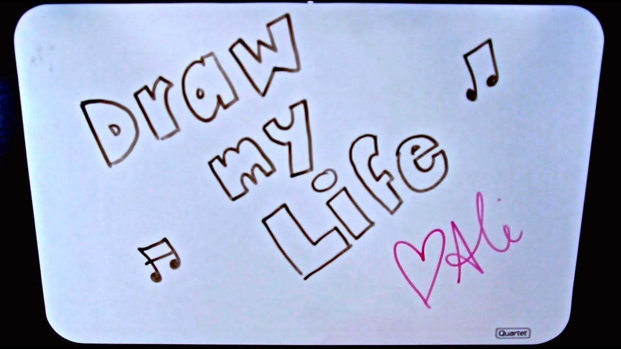 draw my life 2014 ali brustofski youtube