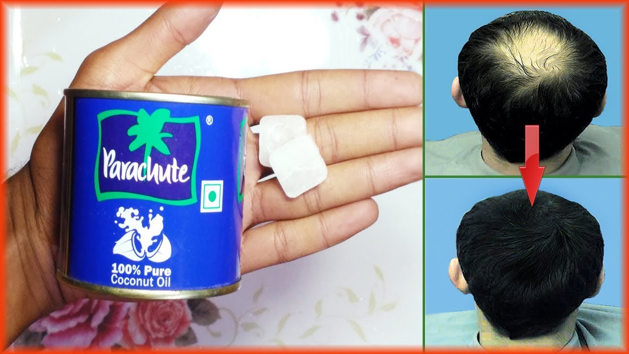 Camphor and Coconut Oil for Extreme HAIR GROWTH/ Coconut Oil Hair Treatment  /Camphor and coconut oil