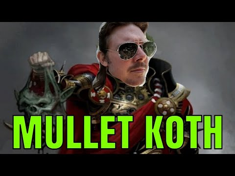 KING OF THE MULLET HILL | Total War: Warhammer 2 Multiplayer