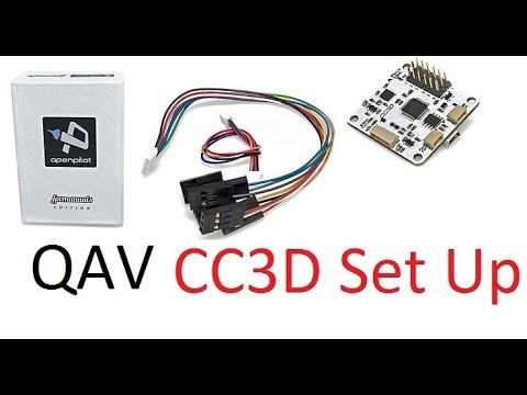 hqdefault qav 250 cc3d flight controller set up that hpi guy youtube CC3D Manual at fashall.co