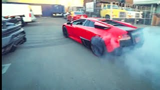 Loudest Audi R8 in the world