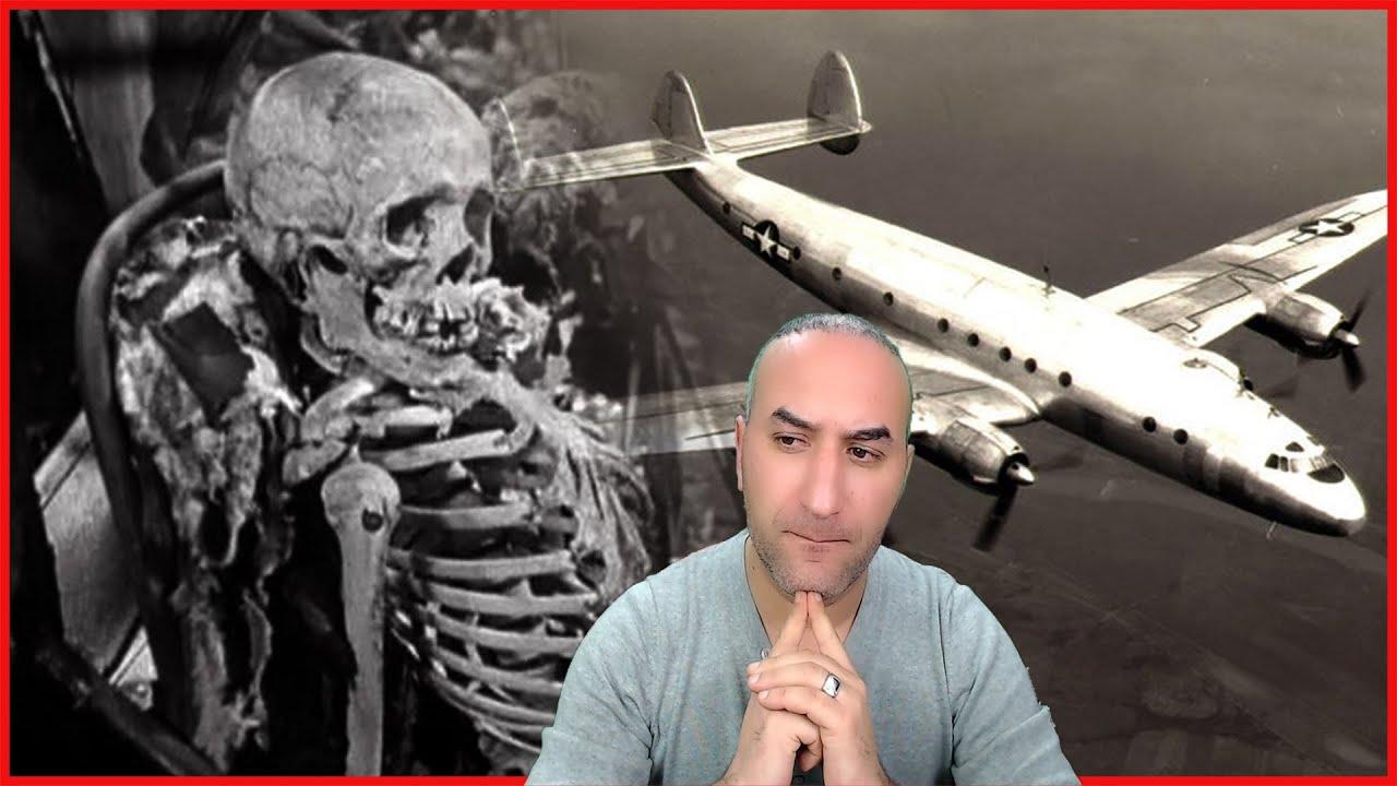 Un Avion Reviens Des Bermudes 35 Ans Apres Regardez Ce Qu Ils Ont Trouves A L Interieur Youtube