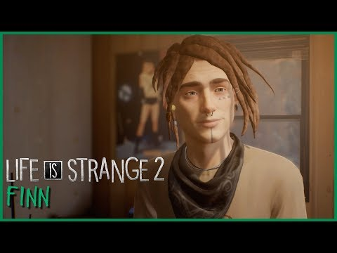 Finn - Character Profiles | Life is Strange 2