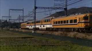 近鉄大阪線電車を見ながら聴く 「炎えろ!近鉄バファローズ」