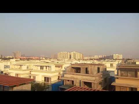 Excellent view of Hyderabad Luxurious Villas and Buildings