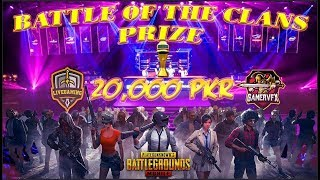 20.000 PKR FREE PUBG MOBILE TOURNAMENT REGISTRATION - LIVE GAMING & GAMERVFX