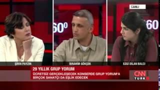 Aziz Babuşçu ve Kader Sevinç Şirin Payzın'ın sorularını yanıtladı: 360 Derece - 10.04.2014