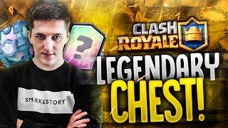 """Clash Royale #11 """"LEGENDARY CHEST"""""""