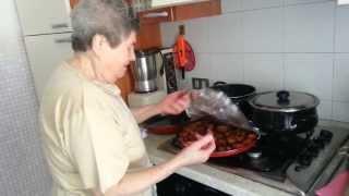 Nonna Maria ritorna in cucina!!!! Giuseppe Cotroneo