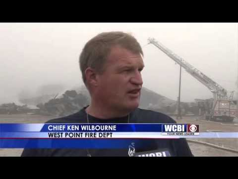 WP Stockyard Fire