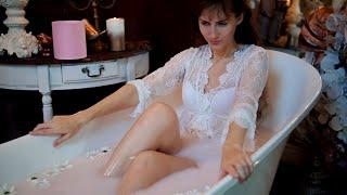 Будуарное утро невесты, ванная с молоком, нестандартные сборы невесты