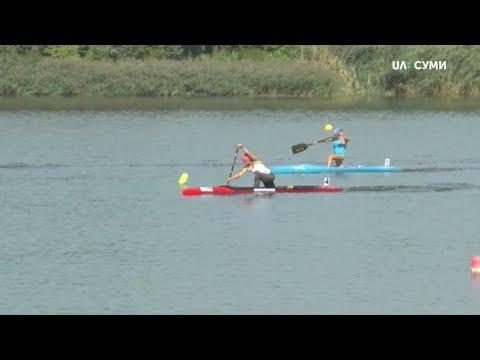 UA:СУМИ: Шість спортсменів представляють Сумщину на чемпіонаті України з веслування на байдарках