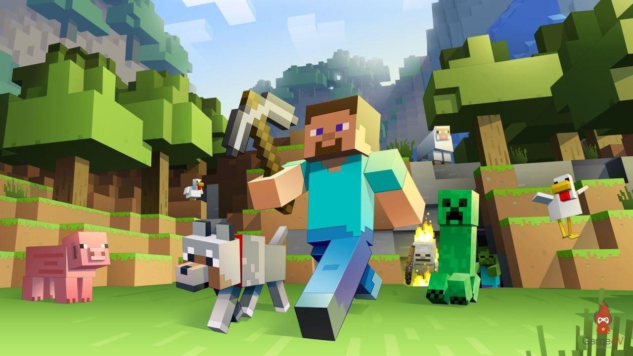 Hướng dẫn download Minecraft và thay skin Minecraft ( 1.7.2 )