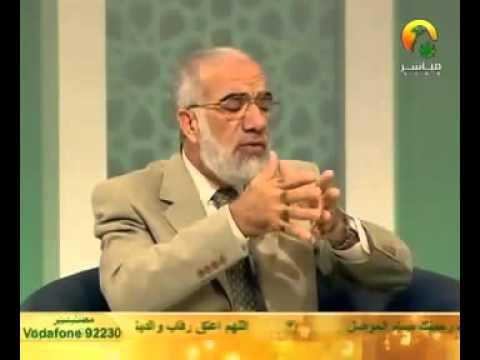 Omar Abdelkafy 6 صفوة الصفوة 21 عمر عبد الكافي - سيدنا يوسف
