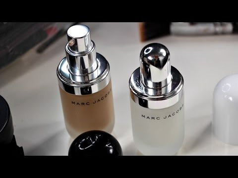 Foundation Pump HACK for Marc Jacobs Remarcable Foundation