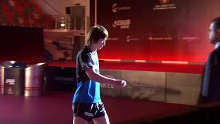 ブルガリアOP 男子シングルス決勝 松平健太vsオフチャロフ(ドイツ)