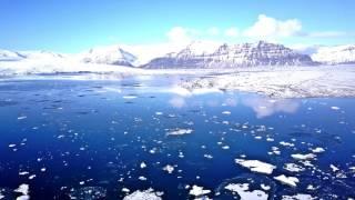 jokulsarlon glacier lagoon instagram version dji mavic pro 1080p