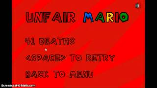 Unfair Mario - STUPID LAG - Part 1 Thumbnail