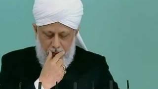 Invocations en Islam - l'efficacité des prières et de la Salat - sermon du 20 mai 2011