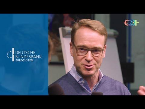 Euro 20plus - Tilo Jung interviewt Bundesbankpräsident Jens Weidmann
