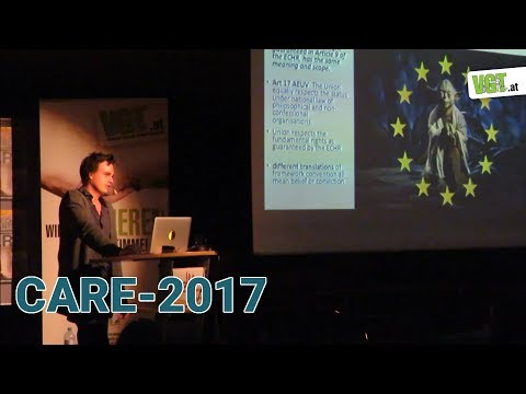 Vegan Rights - Petr Kudelka | CARE-2017