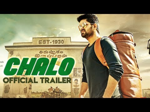 CHALO - Official Trailer | Naga Shaurya, Rashmika | 2018 New Released Upcoming Movie