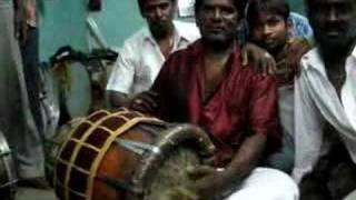 South Indian Drummer