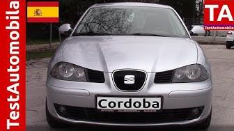 SEAT Cordoba 1.4 TDI TEST