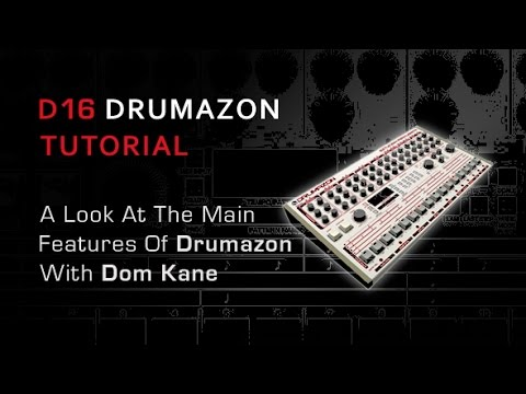 D16 Drumazon Synth - Overview