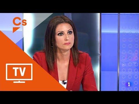 """Lorena Roldán. Intervenciones en """"El Debate de la 1"""" de TVE"""