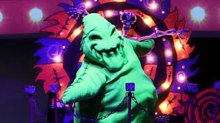 Our Complete Oogie Boogie Bash Halloween Party Experience At Disney California Adventure!