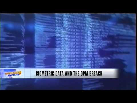Biometric data and the OPM breach