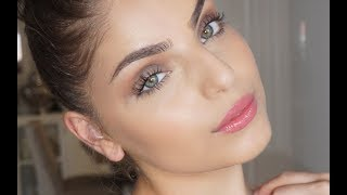 NATURAL, EASY NEW YEARS EVE MAKEUP TUTORIAL